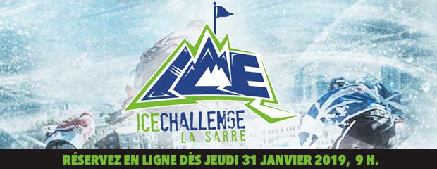 Ice Challenge La Sarre 2019