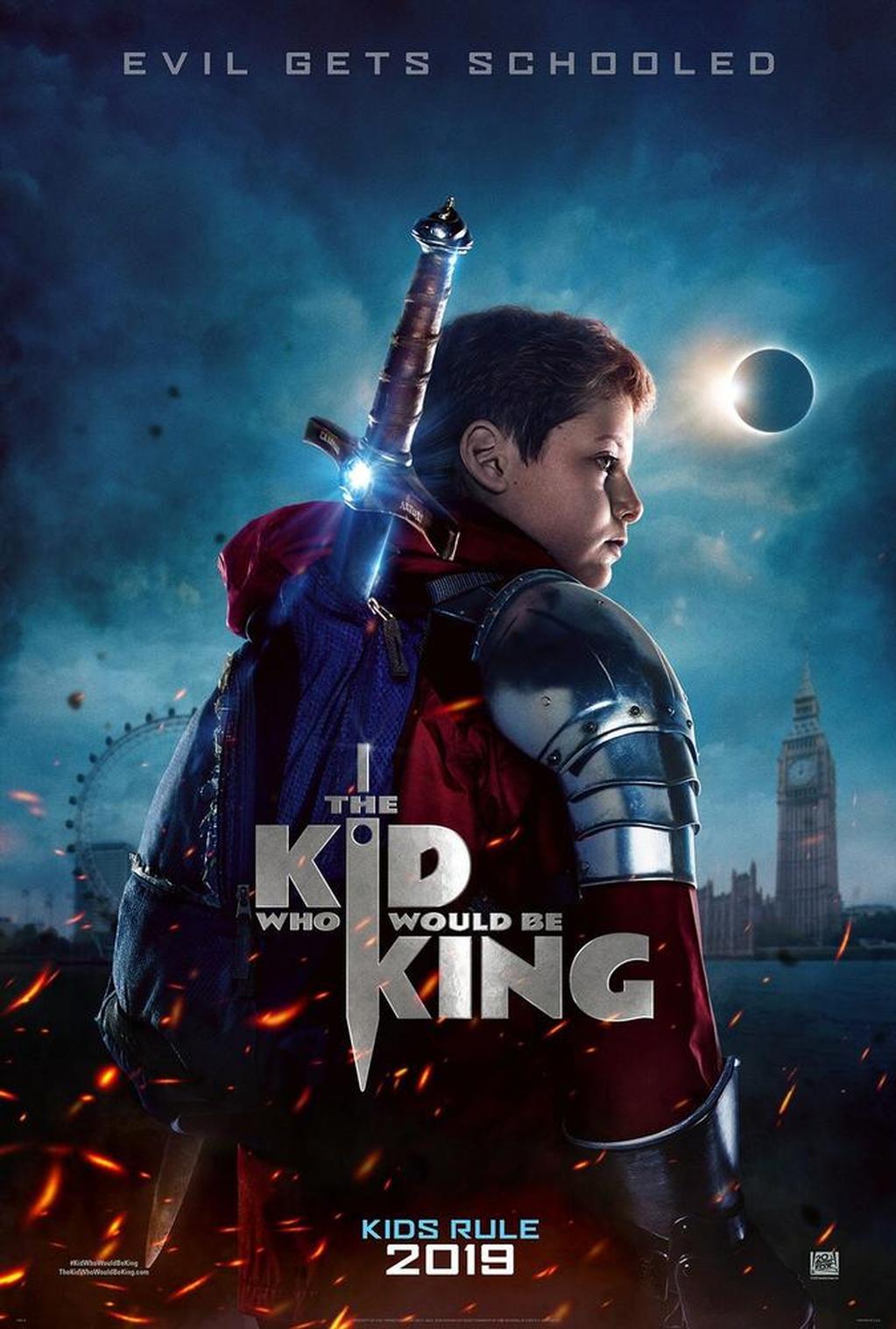 L'enfant qui voulut être roi